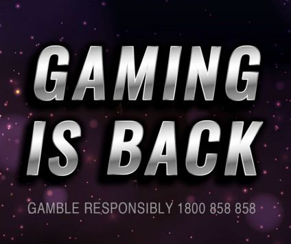 4. Gaming is back